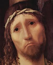 Jesus sad